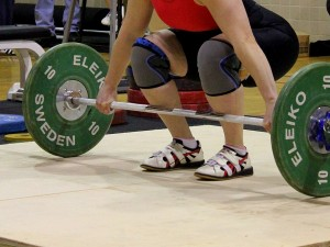 Weightlifting shoes 04